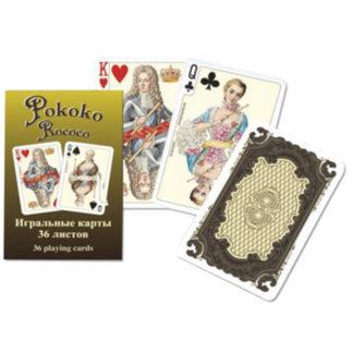 Карты игральные Рококо 36 карт