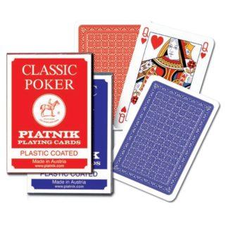 Карты игральные Классик Покер 55 карт