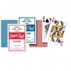 карты игральные Клуб Стар, 55 карт