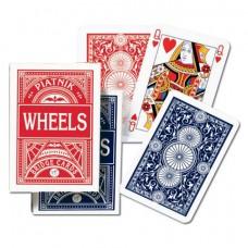 карты игральные Круги покер, 55 карт