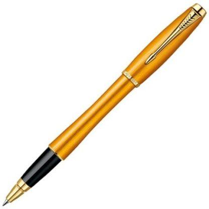 Ручка Parker роллер URB PREN M YEL GT RB F BLK GB