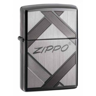 Зажигалка Zippo  Unparalleled Tradition Black Ice