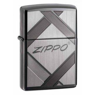 Зажигалка Zippo  Unparalleled Tradition Black Ice