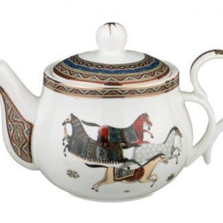 """Заварочный чайник  """"Лошади"""""""
