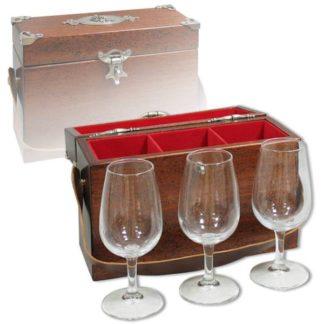 """Набор бокалов для вина """"Мини пикник"""""""