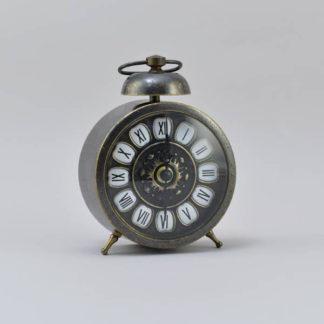 Часы настольные, стилизованные под будильник