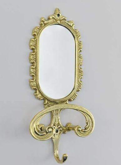 """Вешалка-зеркало для одежды """"Букет"""", настенная Alberti Livio"""