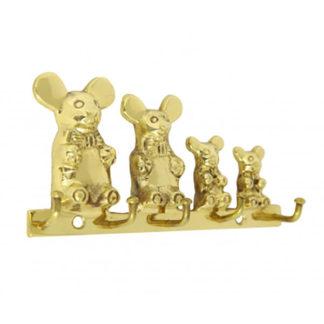 Вешалка для ключей МЫШКИ BE-1000956