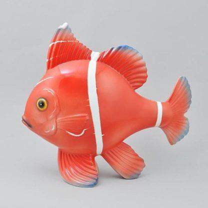 Статуэтка фарфоровая Рыбка-Клоун