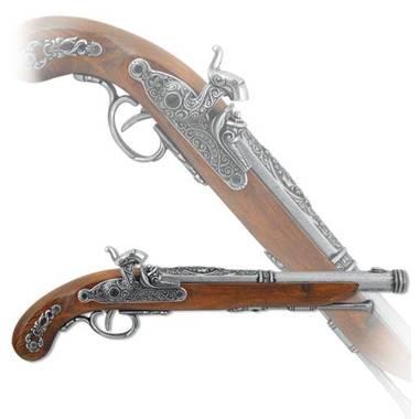 Пистоль французский