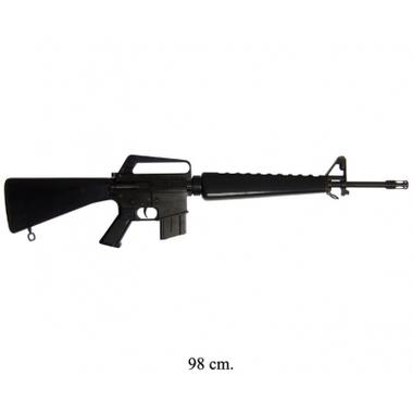 Американская штурмовая винтовка M-16