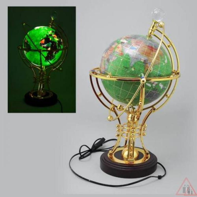 Глобус - светильник Орбита