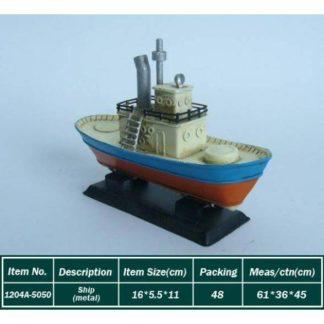 Модель корабля, атомоход, 16х6см арт.RD-1204-A-5050