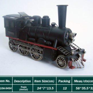 Модель паровоза черный RD-1210-A-5454