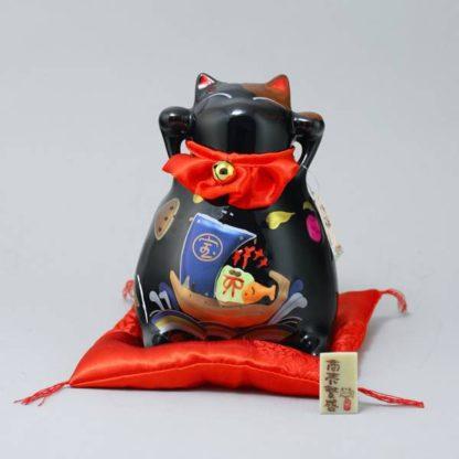 """Японский кот-копилка   Манэки-нэко """"Защита от зла и удача во всем!"""""""