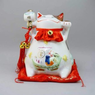 "Японский кот-копилка Манэки-нэко ""Успех в бизнесе и удача!"""