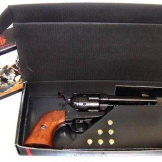 Револьвер Кольт, 45 калибр,США 1879 год + 6 патронов в подарочной коробке