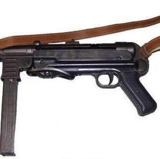 Автомат mp 40 с  ремнем, Schmeisser mp-40, Германия,2-я Мировая война